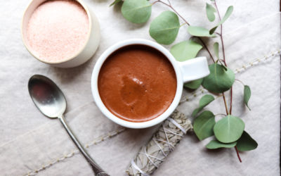 Cacao and Coffee Morning Elixir