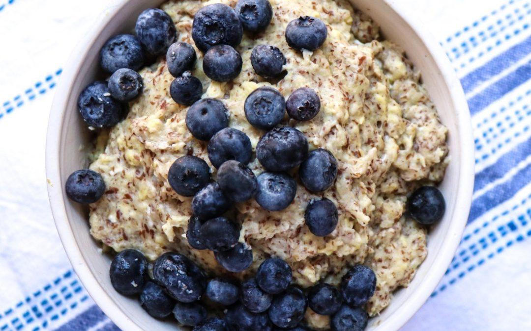 Nourishing Postpartum Breakfast